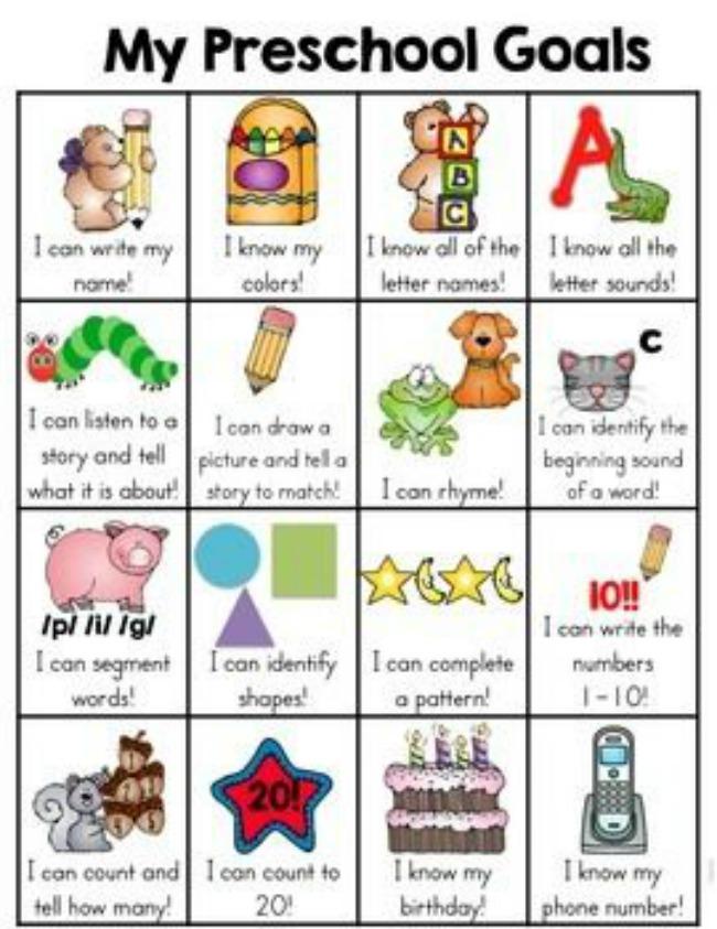 Headstart Preschool! - Teach My - Blog
